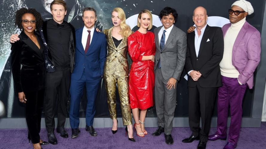Los looks de la alfombra roja en la premier mundial de