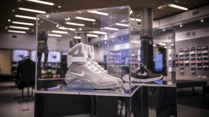 Nike ya hizo la tienda del futuro, ¡conocela!