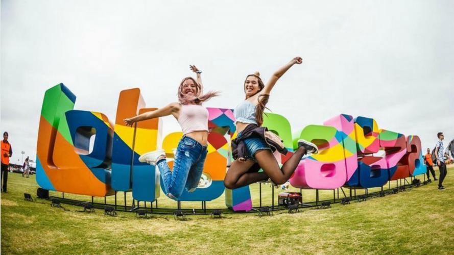 Lollapalooza: un festival de música mega-fashion
