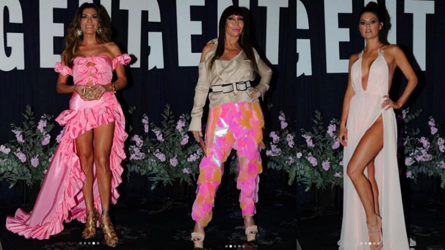 Fiesta de revista Gente: looks de las famosas (y dos muy mal vestidas)