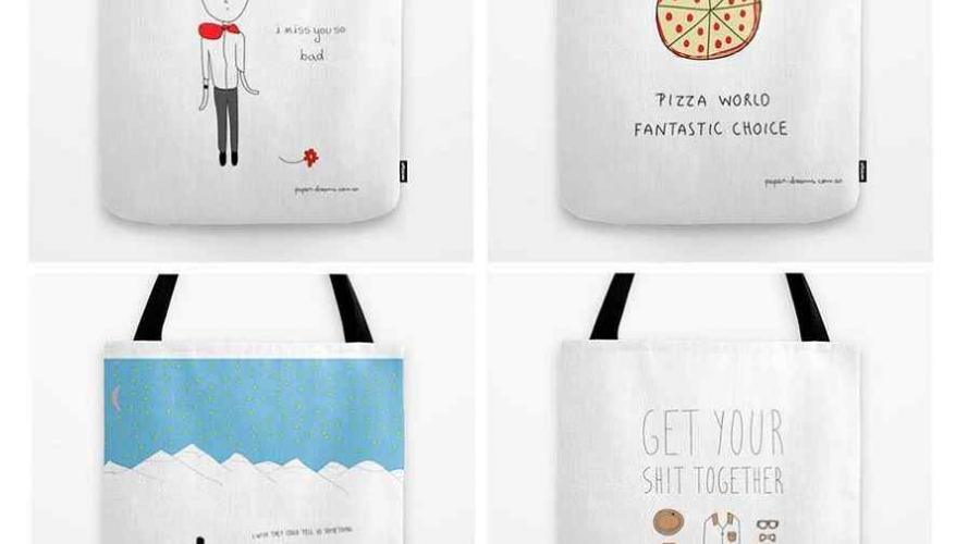 Paper Dreams: mirá estos objetos con sentimientos