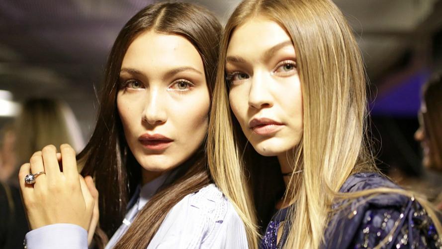 Las hermanas Hadid posaron desnudas para Vogue y ya hay polémica