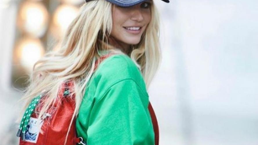 ¡¿Qué se hizo!? Britney Spears, irreconocible en una campaña de moda