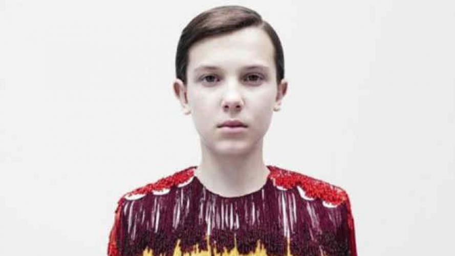 Conocé la faceta de modelo de Eleven de