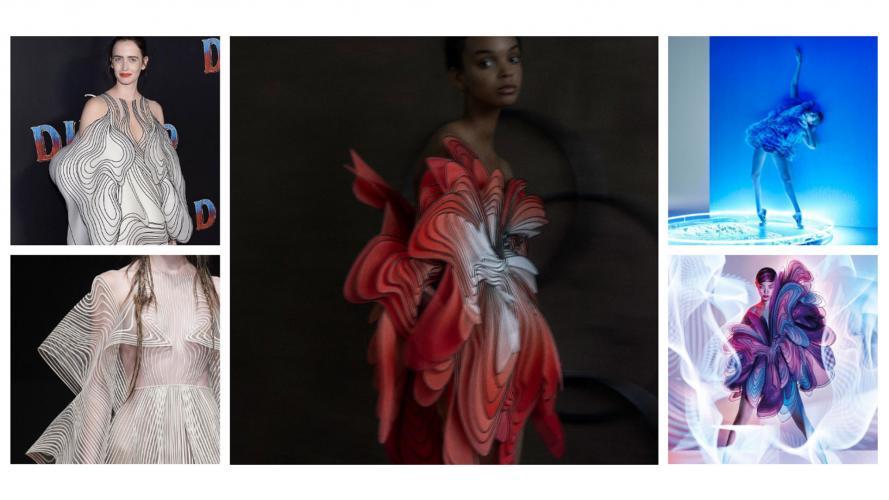 La particular diseñadora detrás del vestido que Eva Green usó en la alfombra roja de