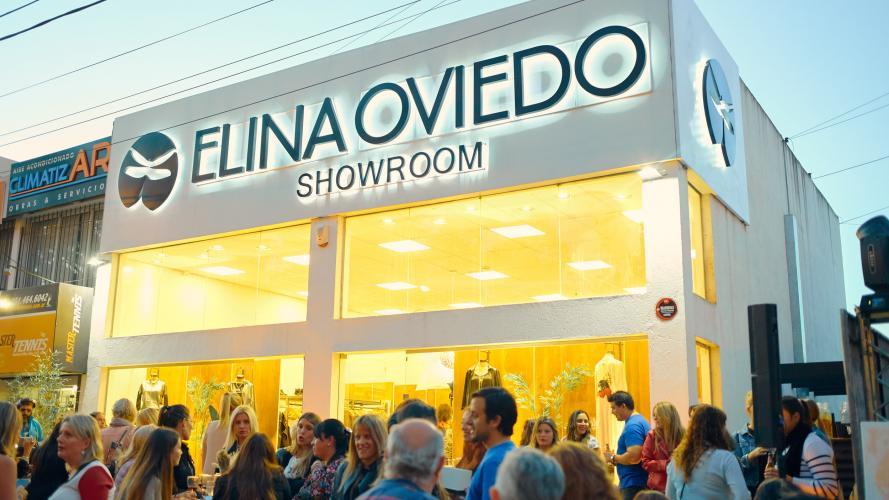 Sigue creciendo: nuevo local de Elina Oviedo en zona sur
