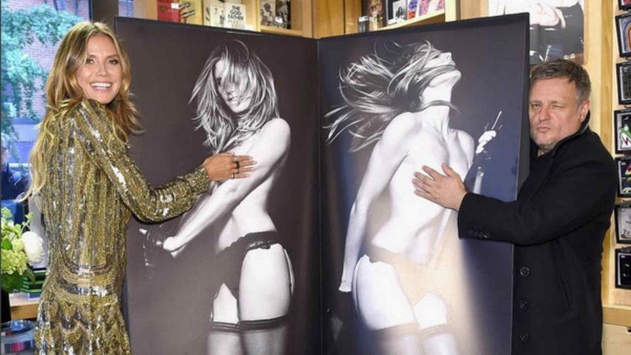 El primer desnudo de una top model, tras 25 años de carrera