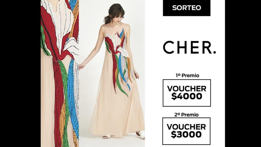 ¡Ganadoras de los vouchers de CHER!