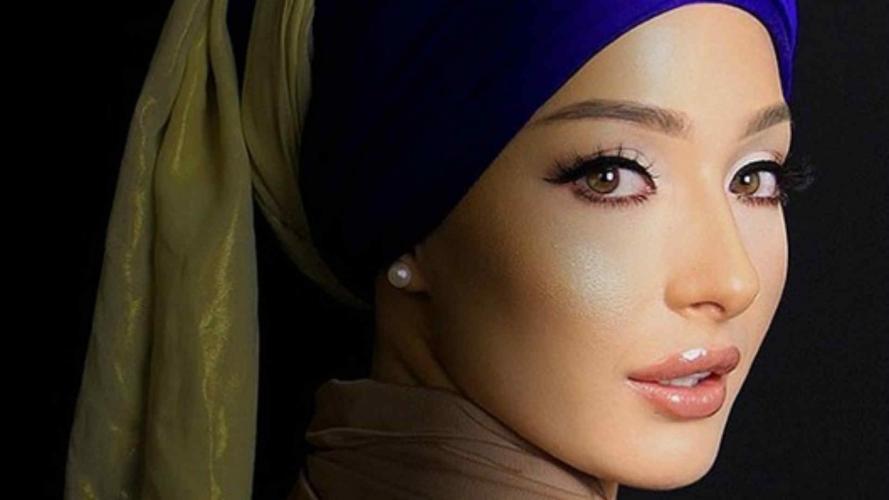 Conocé a la bloggera musulmana elegida para una campaña de cosméticos