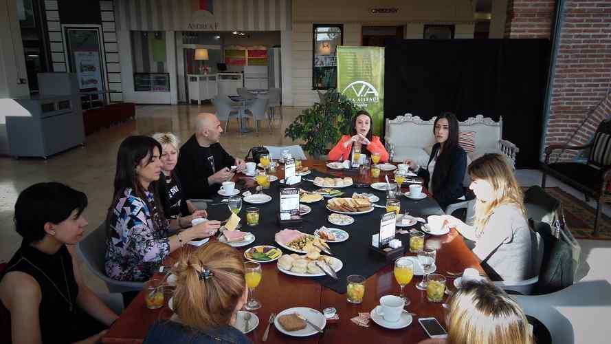 Reunión de tendencias en Villa Allende Shopping