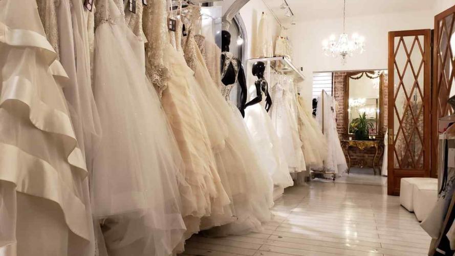 Maratón de novias de Cris Tillard: tres días con descuentos de hasta el 50%