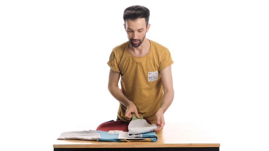 Cómo organizar la ropa: el método de Marie Kondo, aplicado