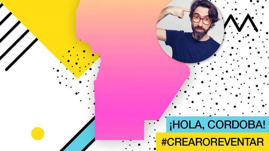Un taller de creatividad en Córdoba con un capo en el tema: Facundo Arena