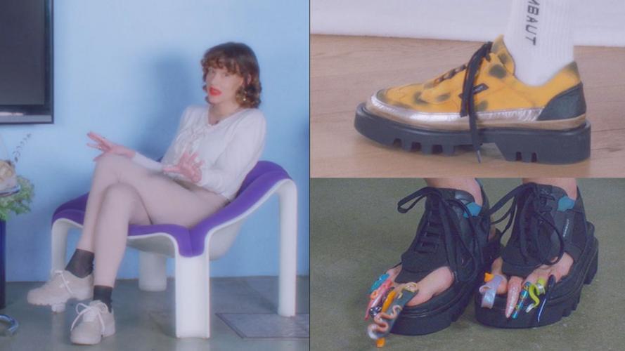 Calzado vegano: marca presentó su nueva campaña con un hilarante comercial