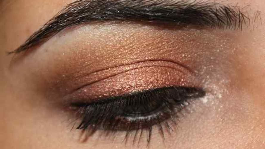 Descubrí el tightlining y otras tendencias en make up