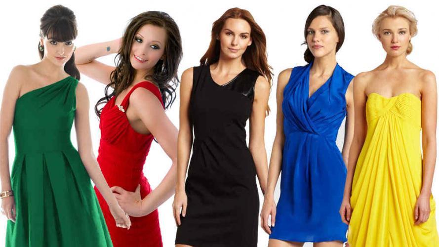 El color de tu ropa habla de vos ¿cómo es tu personalidad según tu ropero?
