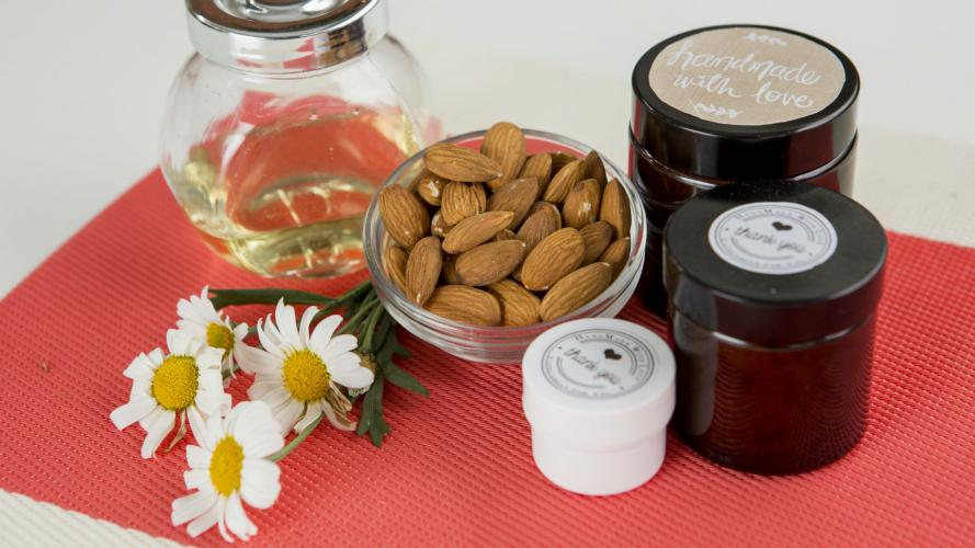 Cómo preparar nuestros propios productos de cosmética