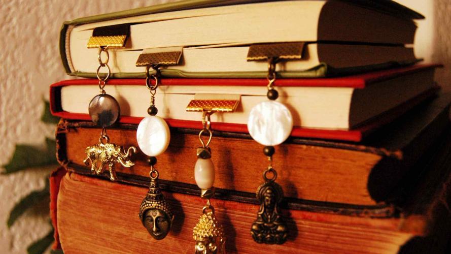 En Río Cuarto hacen joyas para libros