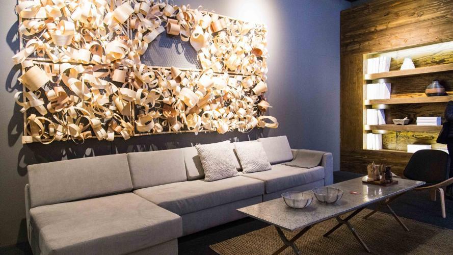 """Un paseo de """"finde"""" útil e inspirador: una expo de diseño, interiorismo y casa"""