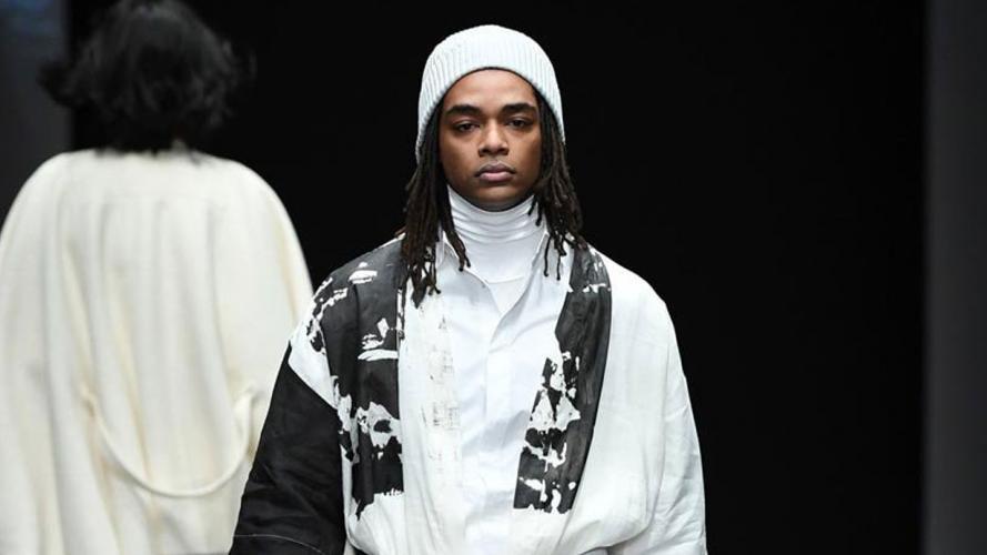 Berlin Fashion Week: la argentina Lucía Chaín presentó su colección en la pasarela