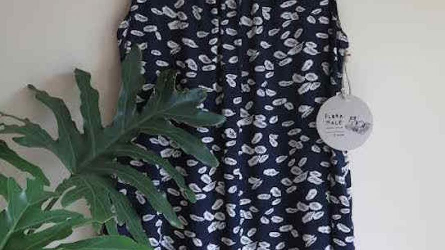 Hacé tu propia ropa con Flora Malé