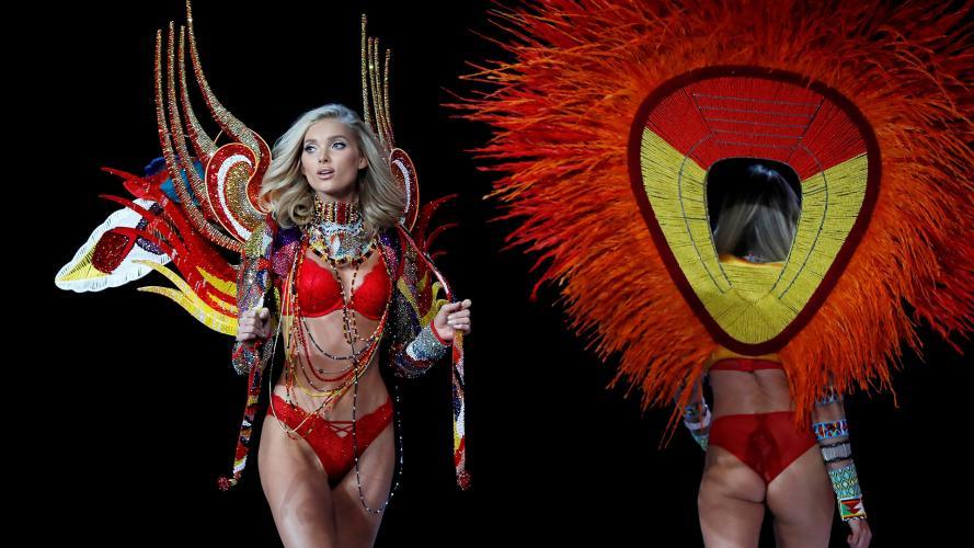 Hipersexies: las modelos brasileñas se robaron el show de Victoria´s Secrets