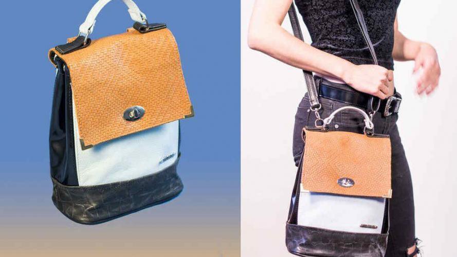 Diseño cordobés al costo: una feria de carteras y accesorios con rebajas fuertes