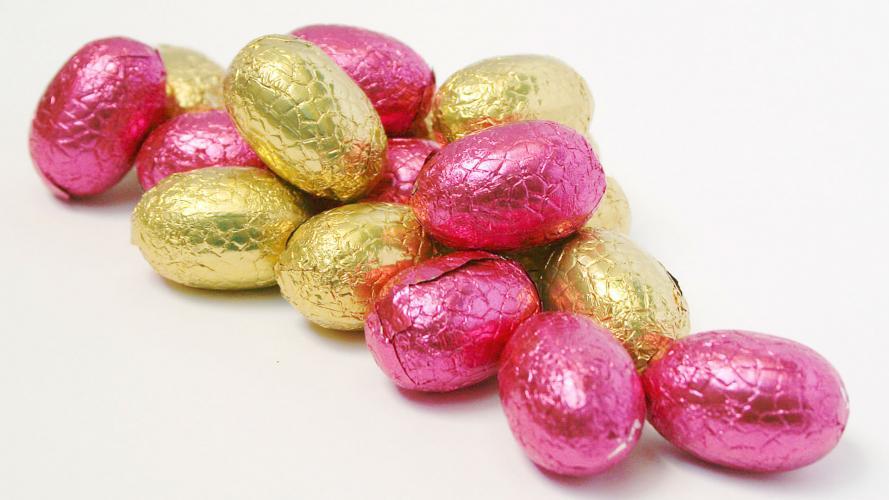 Cómo hacer huevos de Pascua caseros