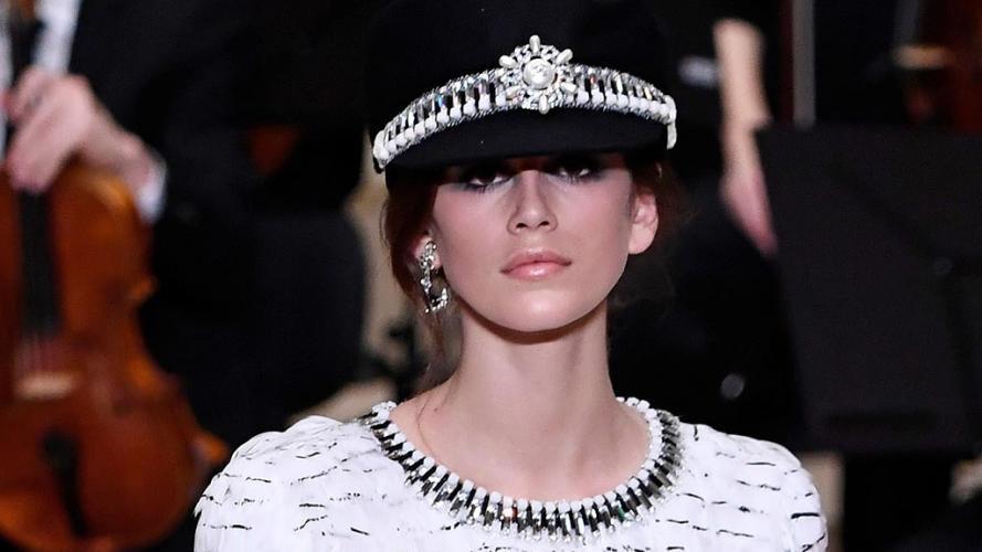 ¡No para! Con 16 años, la hija de Cindy Crawford se impone en el mundo de la moda