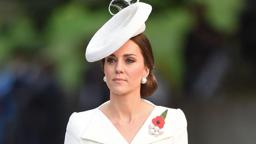 Kate Middleton no puede usar el esmalte de uñas más trendy del verano