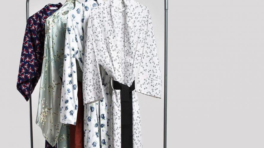 Moda sin género: los kimonos de Sissi