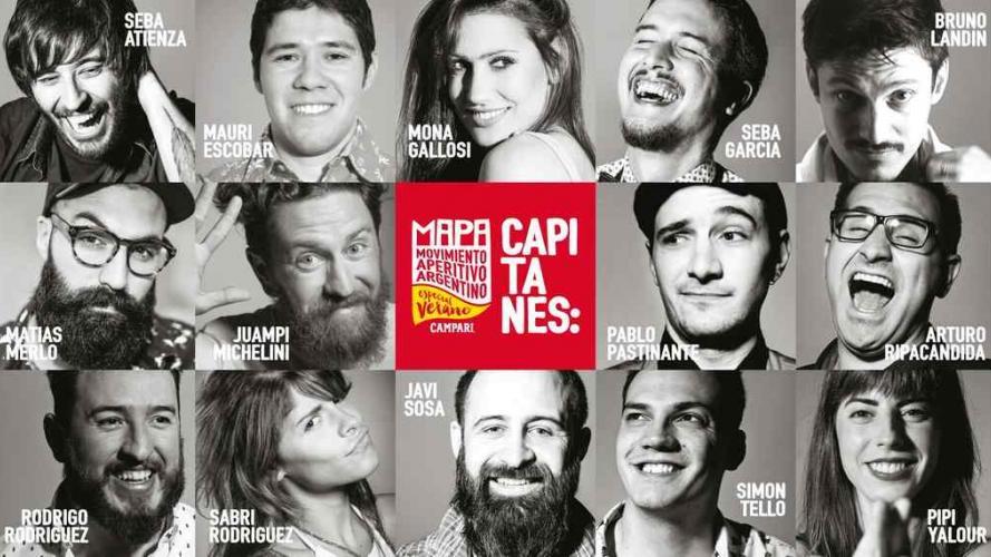 Unite al MAPA del verano con Campari