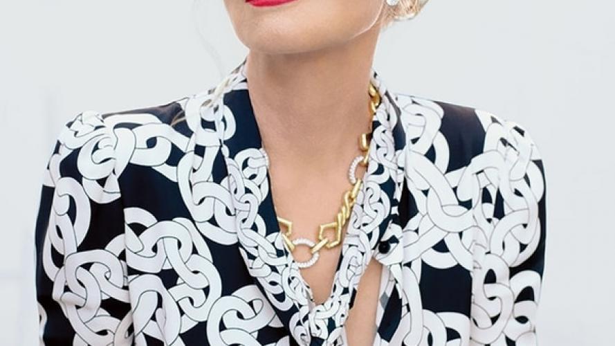 ¡Qué se hizo! Melanie Griffith, irreconocible en una revista de moda