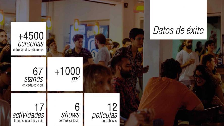 Imperdible: Núcleo, un mercado de diseño con expo, arte interactivo, música y gastronomía