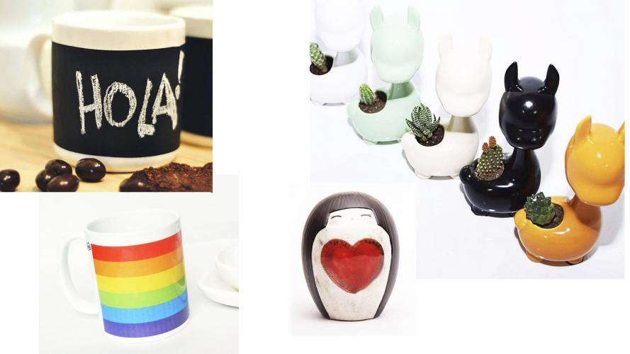 El showroom con objetos de diseño que hablan del