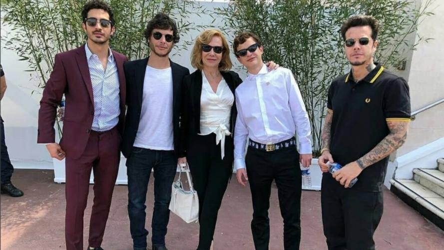 El look desalineado de Sebastián Ortega que ganó en Cannes