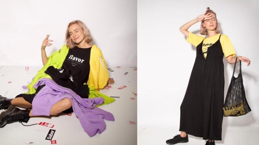Agustina Suásquita nos presenta su colección de ropa urbana