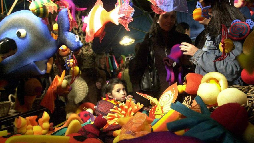 El Paseo de las Artes cambia de horario para albergar una Feria Navideña