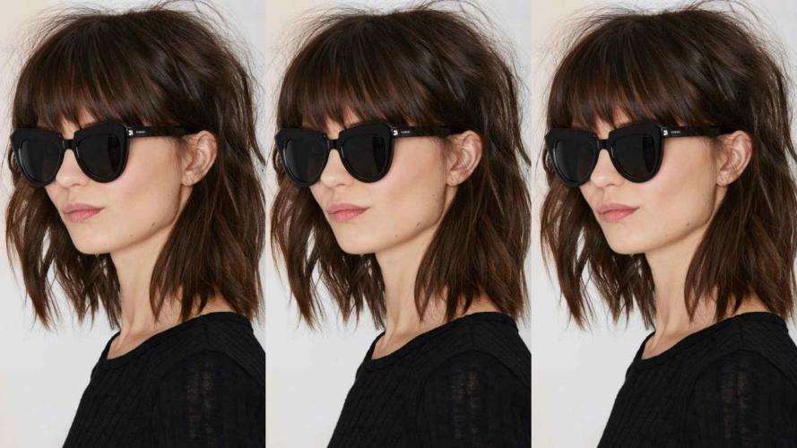 Corte shaggy: el pelo hiper desmechado que ya es tendencia