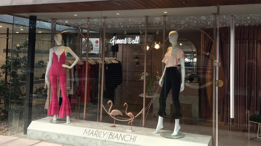 ¡Existe! y se hace en Córdoba: ropa de fiesta que también se usa de día