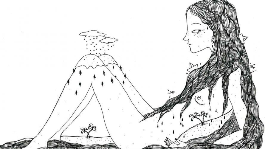 Dos ilustradoras que pintan el universo femenino