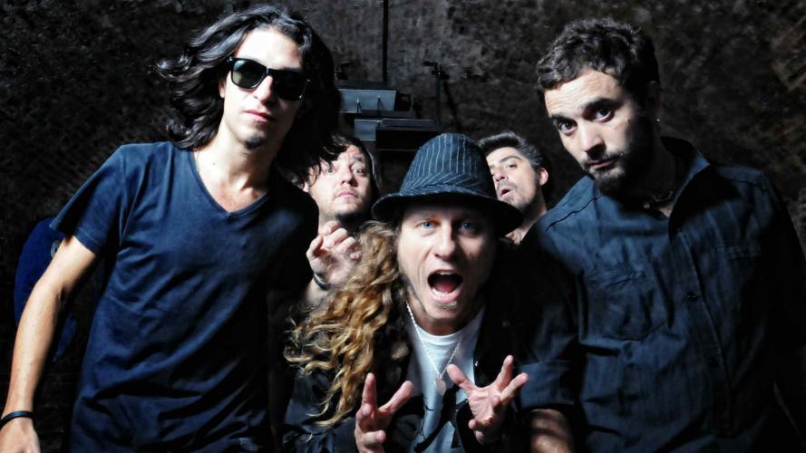 Estética rock: los Cielo Razzo hablan de moda