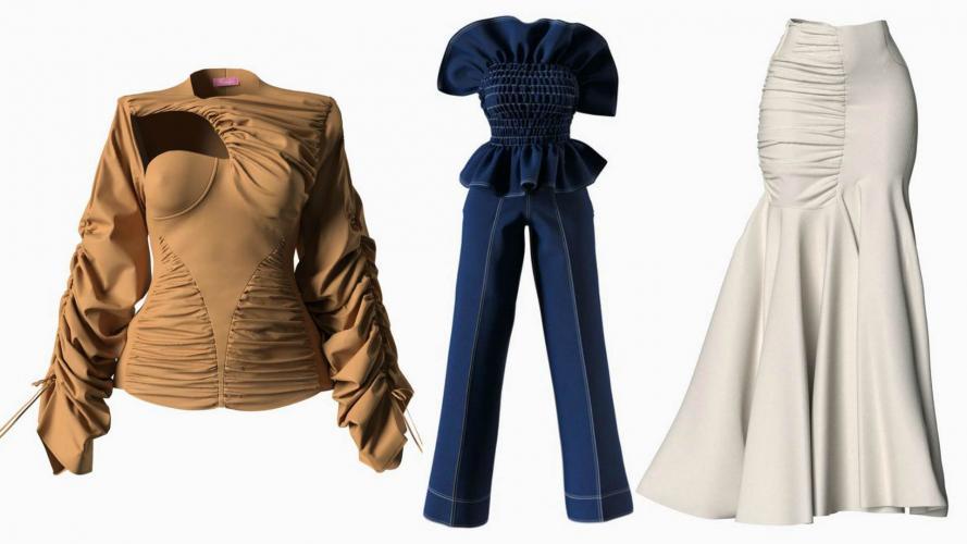 Primer desfile virtual y sin modelos: una nueva modalidad para la moda
