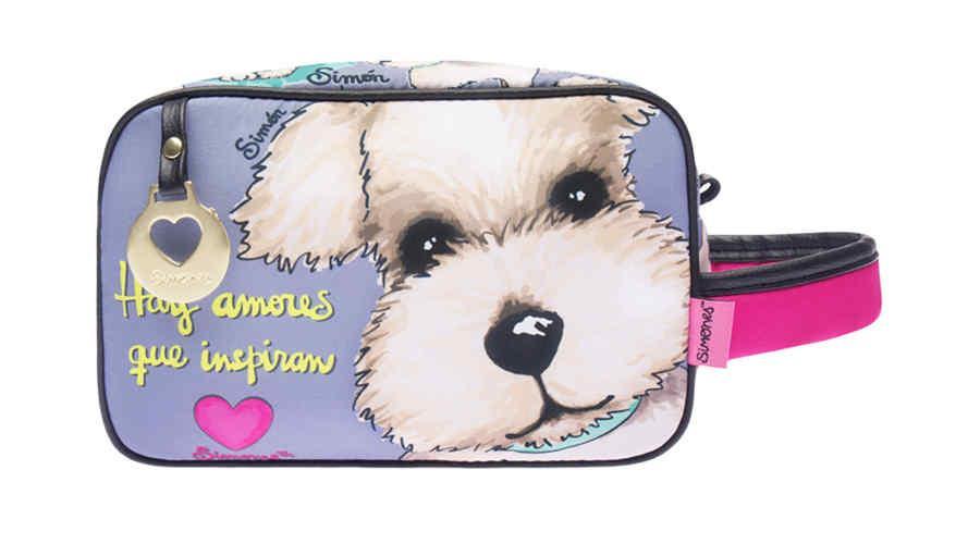 Bolsos con plus: ayudan a los perritos
