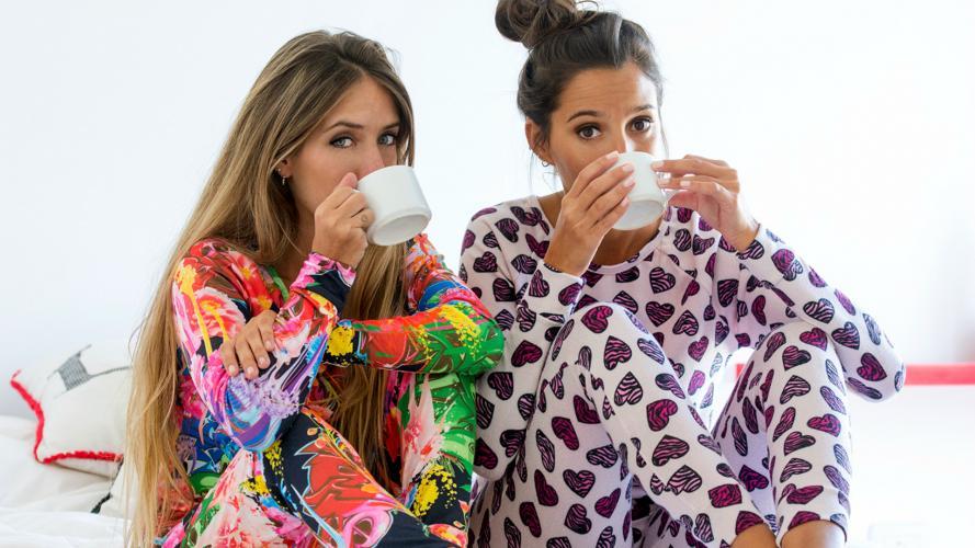 ¡Basta de dormir con remeras viejas! Una cordobesa diseña pijamas que podés usar hasta para ir al kiosco