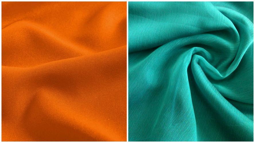 Naranja y verde: dos colores de temporada