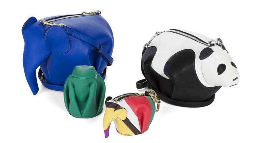 Se imponen las carteras con forma de objetos y animales, ¿las usarías?