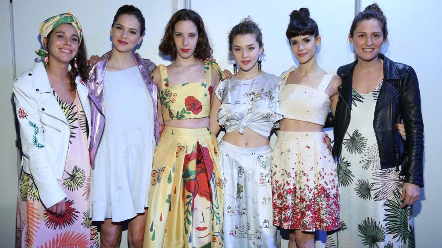 cce951f0006a Así será la moda verano 2018 en Argentina  las 10 tendencias del BAFWeek