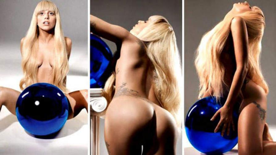 Lady Gaga pixs desnuda