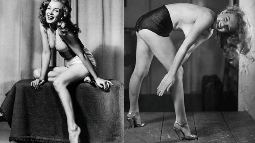 Las Mejores Fotos De Marilyn Monroe Para La Revista Hugh Hefner